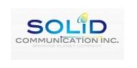 ソリッドコミュニケーションバナー