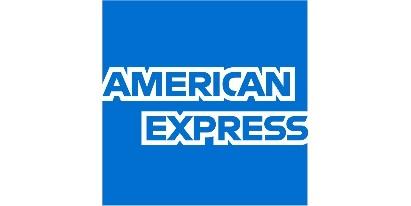 アメリカンエキスプレスバナー